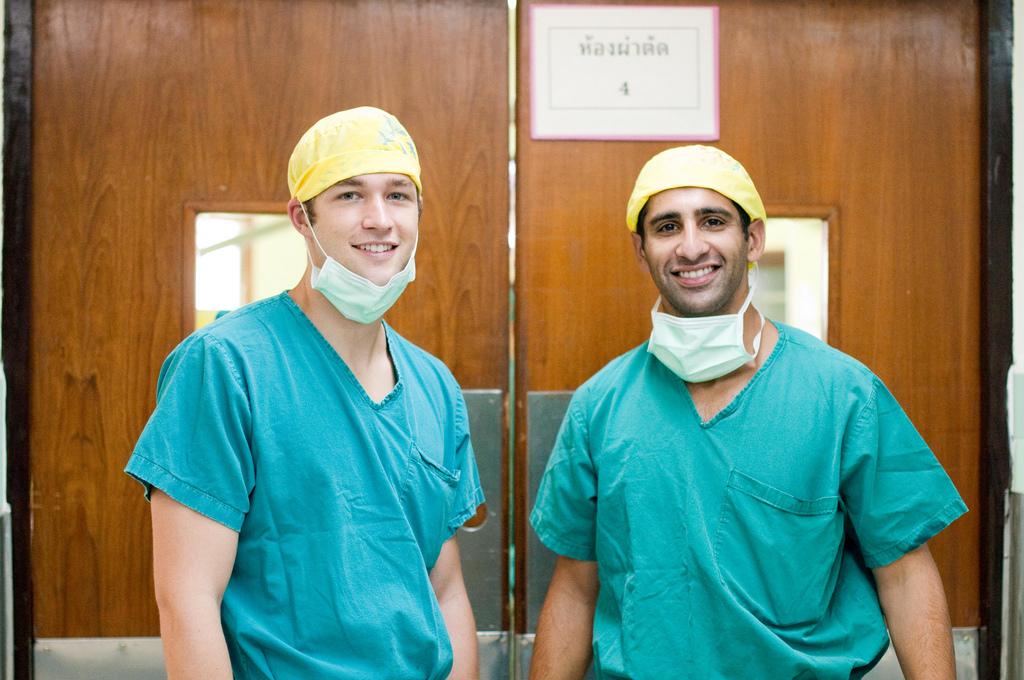 American Medical Interns